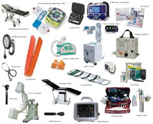 Ambulancecars within Emergency Medical Supplies
